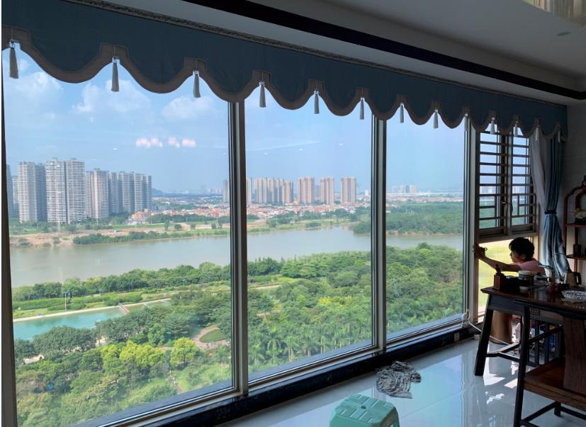 家用窗户防晒膜 阳台玻璃隔热膜